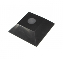 Shungit support square medium