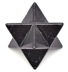 Shungit polished cut cube 4 cm - kopie
