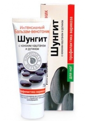 Shungite balm VENOTONIK with horse chestnut and rutin 75 ml